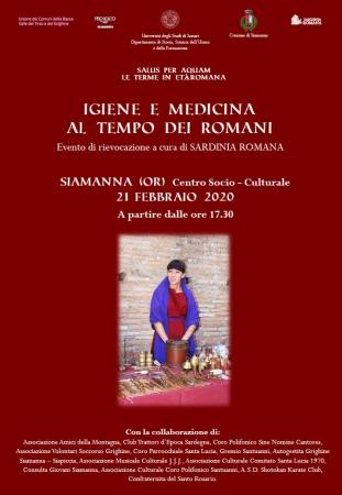 Igiene e medicina al tempo dei Romani